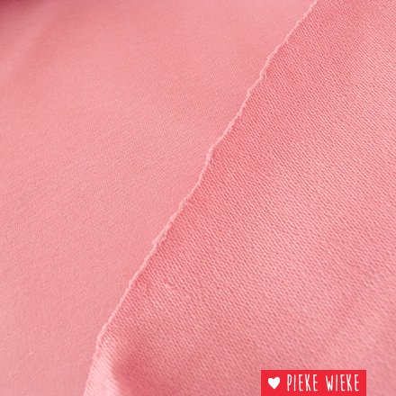 French Terry Pastel roze