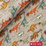 Poppy Tricot Dinosaur Walk