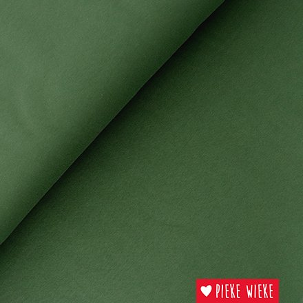 Bloome CPH Extra wide ribbing Donker groen