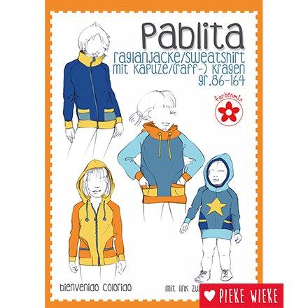 Farbenmix Pattern Pablita girls