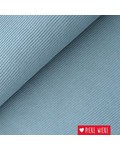 lillestoff Sweater geribbeld grijs blauw
