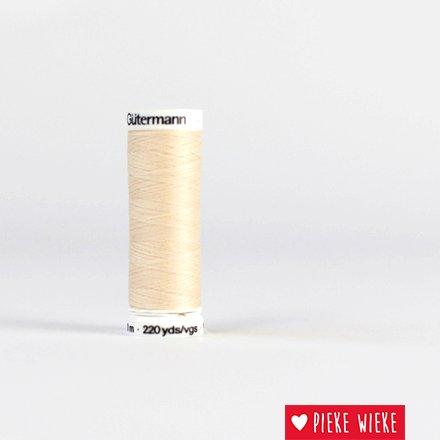 Gütermann All purpose sewing thread 200m color 169 tender peach