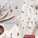 Atelier Brunette Viscose Tabby Shell
