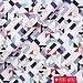 Katia Katoen stof popline Geometric Japanese
