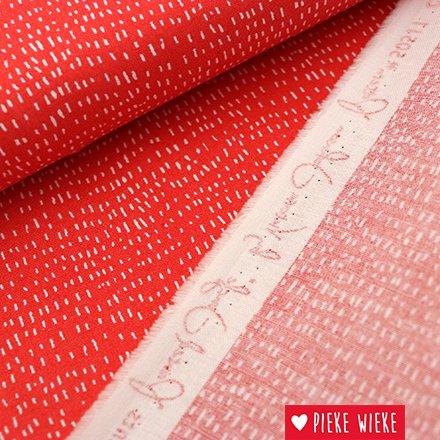 Windham Fabrics Katoen Painted jungle combi