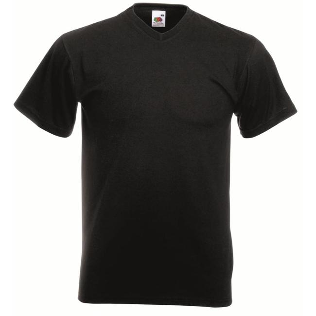 Fruit of the Loom 2er-packT-shirts mit V-AUSSCHNITT