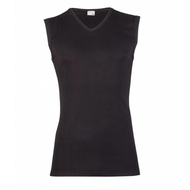 Beeren Bodywear T-shirt mouwloos v-hals