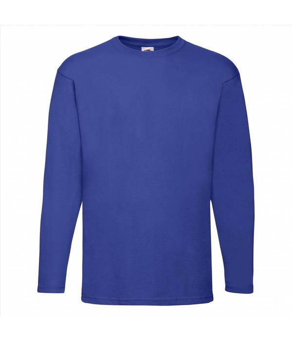 Fruit of the Loom Longsleeve T-shirt Valueweight