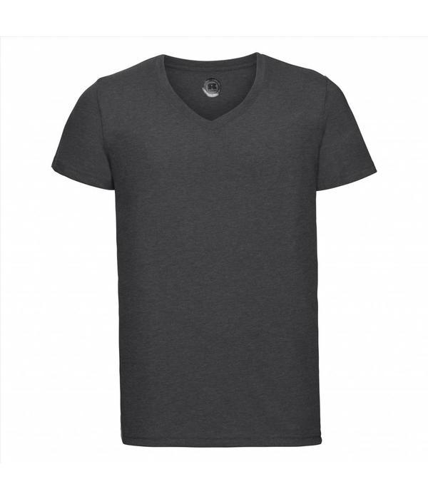Russell heren t-shirt v-hals