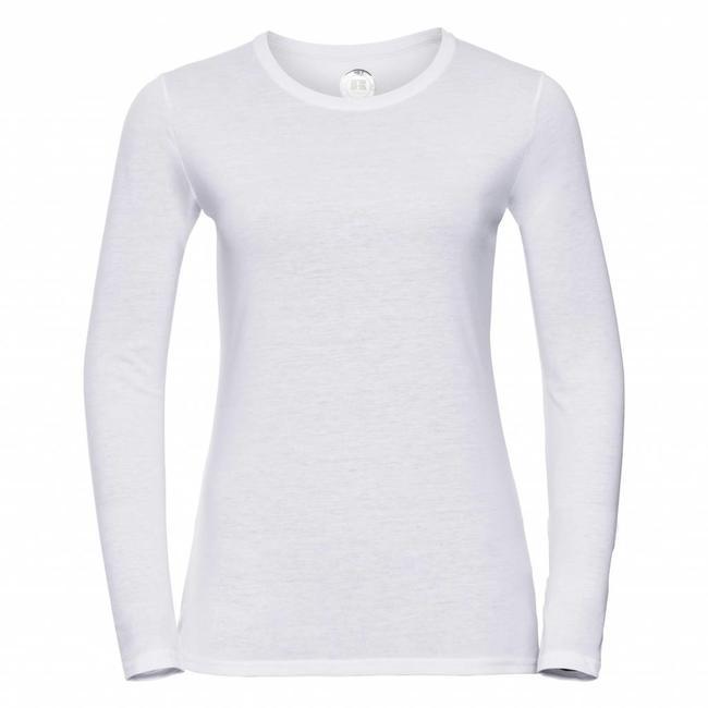 Russell Damen langarm t-shirt