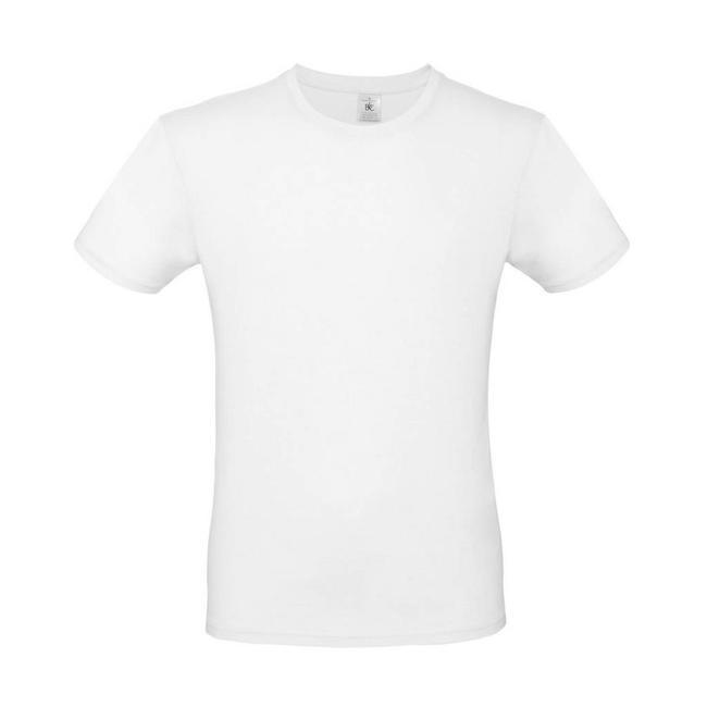 B&C basic heren T-shirt