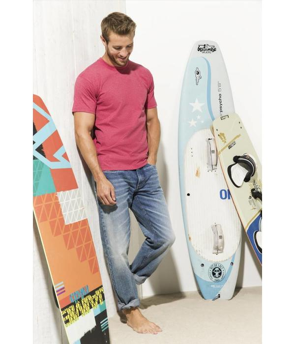 Fruit of the Loom 5 pack witte ronde hals Valueweight T-shirts