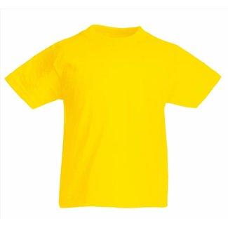 Fruit of the Loom Jungen t-shirts 12 pack  Original T
