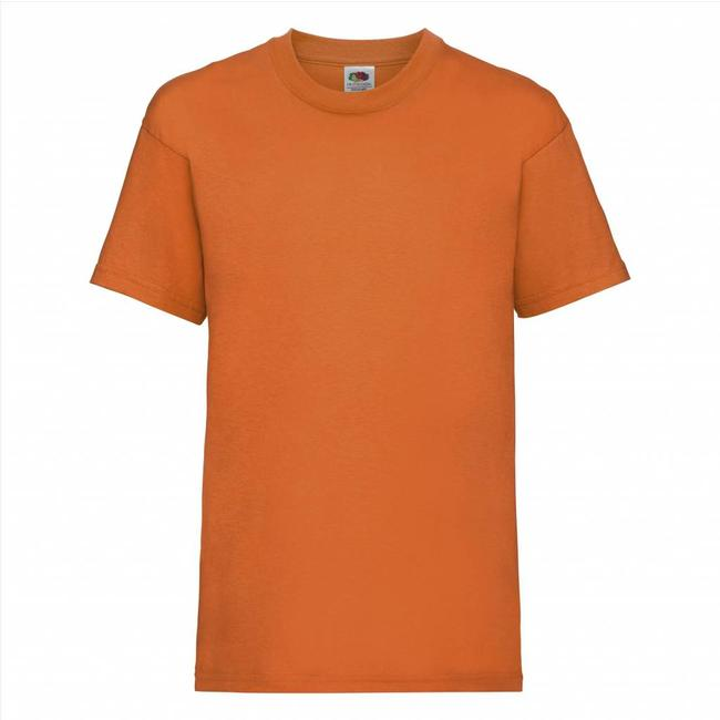 Fruit of the Loom Jongens t-shirts 12 pack Valueweight