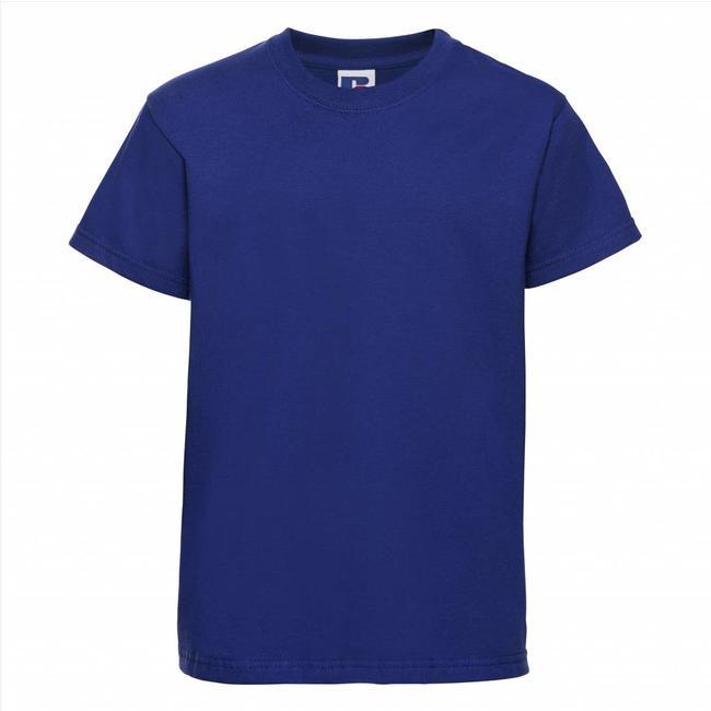 Russell Jongens basic t-shirt