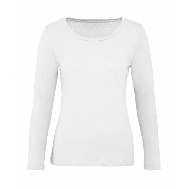 B&C Dames longsleeve T-shirt