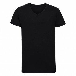 Russell Herren T-Shirt mit V-Ausschnitt
