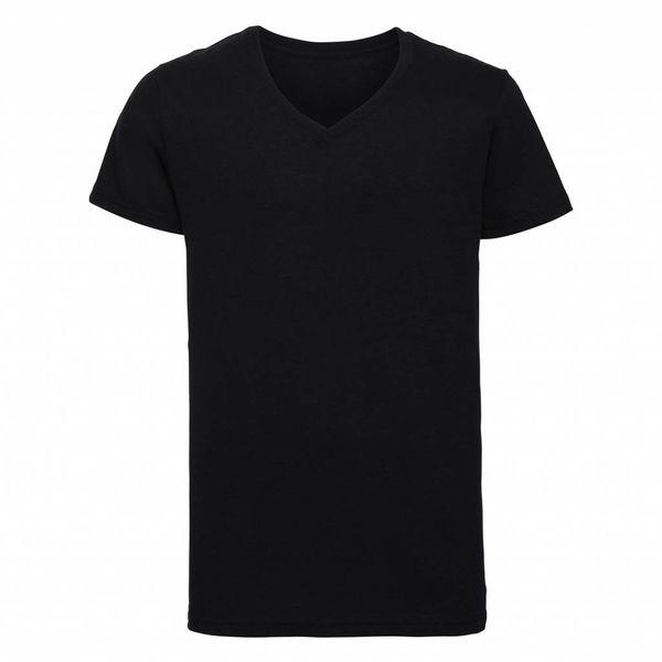Heren V-hals T-shirt