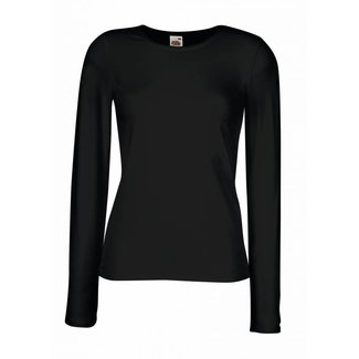 Fruit of the Loom Damen Langarmshirt