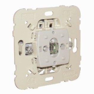 Efapel Inb.pulsschakelaar orientatieverlichting 250V