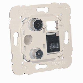 Efapel Inb.wcd R-TV-RJ45 cat 6 utp