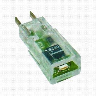 Efapel Led lamp 250 VAC tbv standaard inbouw schakelprogramma