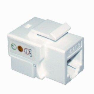 Efapel Modular jack rj11/12 cat 3 connector