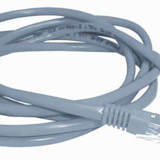 Efapel Patchkabel UTP cat 5e 2xRJ45 connector 0,5m grijs