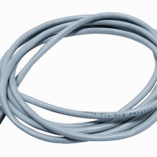 Efapel Patchkabel FTP cat 5e 2xRJ45 connector 0,5m grijs