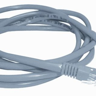 Efapel Patchkabel FTP cat 6 2xRJ45 connector 0,5m grijs