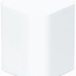 Efapel Buitenhoek minikanaal wit B12mm-H7mm