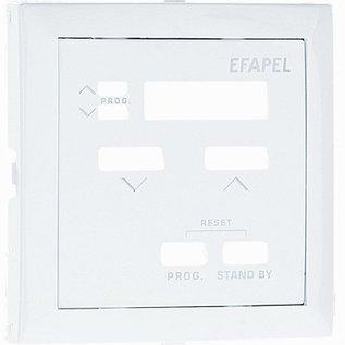 Efapel Cpl. rolluikmodule 21311 aluminium