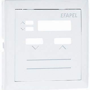 Efapel Cpl. rolluikmodule 21312 wit