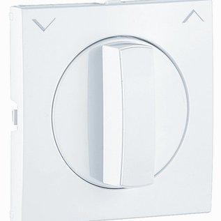 Efapel Knop 3-standen (ventilator) schakelaar (0+1+2) aluminium