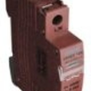 Efapel Oversp.-380/420V-Bruin-1P-60Ka-1mod.