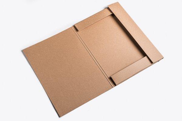 Folder A3 Kraft