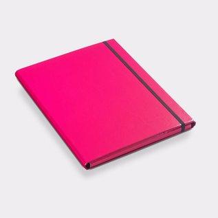 Klapr Luxe elastomap A4 10 mm magenta