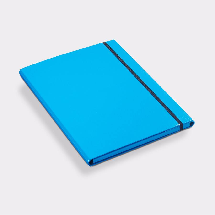 Elastomap Blauw