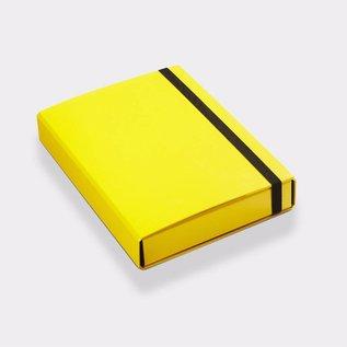 Klapr Storage box A4 50mm Yellow