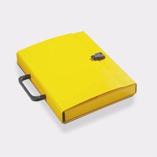 Klapr Briefcase A4 30mm Yellow
