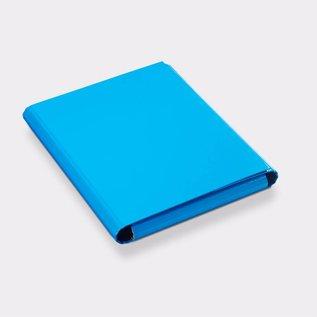 Klapr Presentatiemap A4 25mm ronde rug blauw