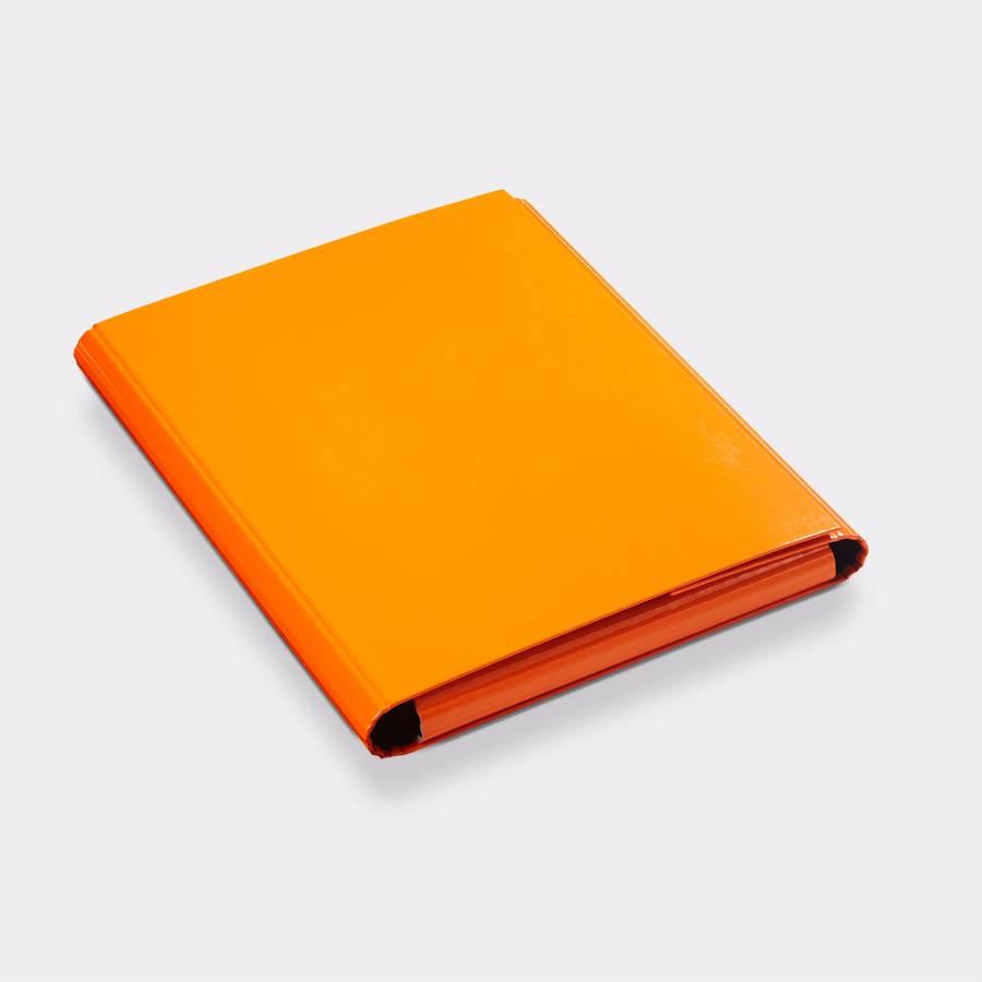 Luxury Folder Orange