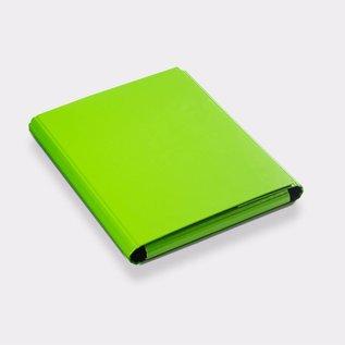 Klapr Presentatiemap A4 25mm ronde rug groen