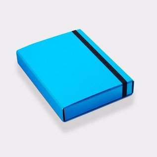 Klapr Storage box A4 50mm Blue