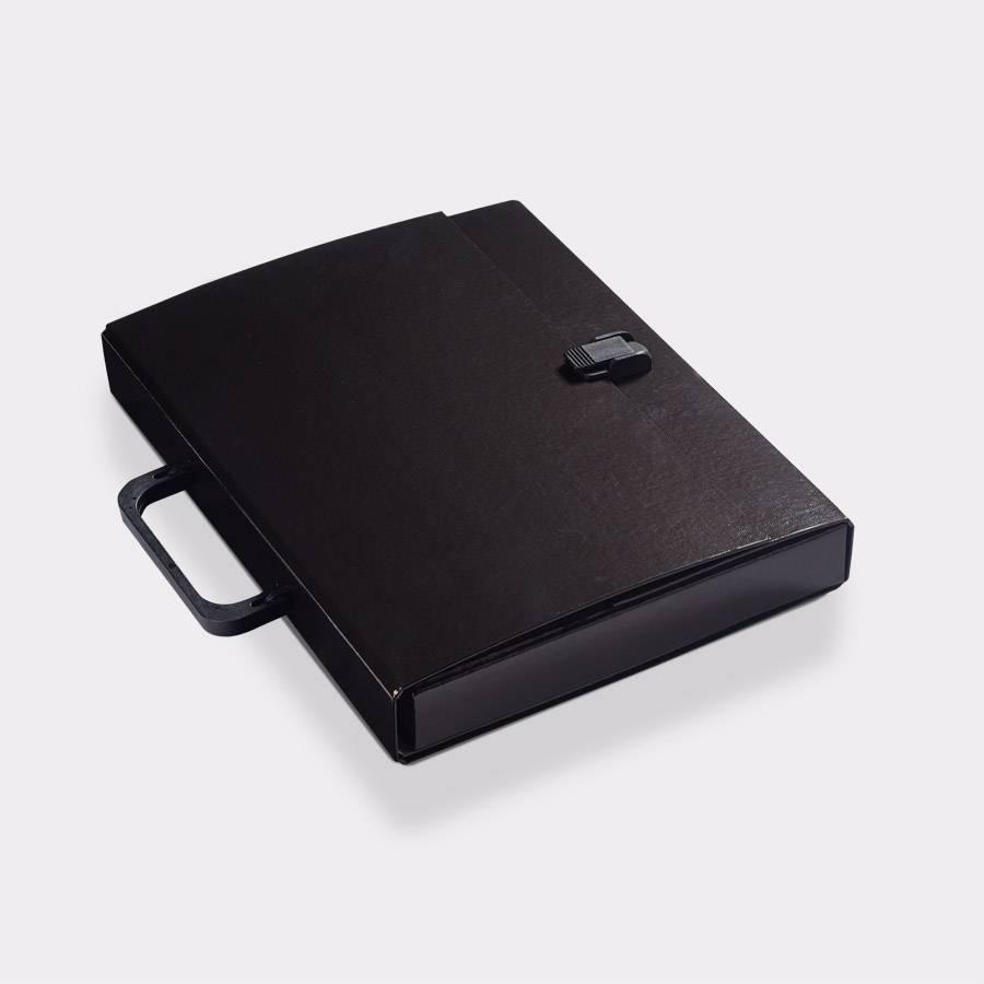 Briefcase A4 Black