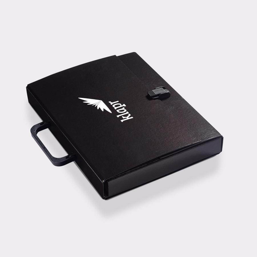Koffer A4