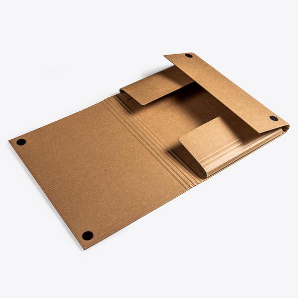 Luxury folder Kraft