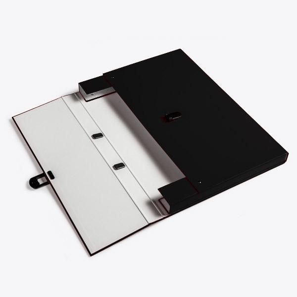 Briefcase A3 Black