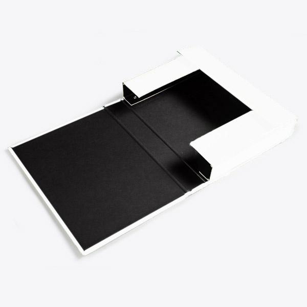 Storagebox A4 White - 50mm