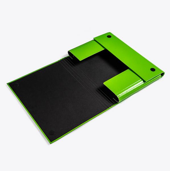 Luxury Folder Green